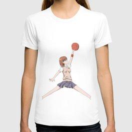 Misaka Mikoto T-shirt