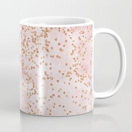 Cotton candy diamond rain Coffee Mug