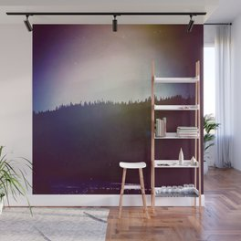 Planet Wall Mural
