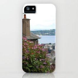 House on a Hilltop iPhone Case