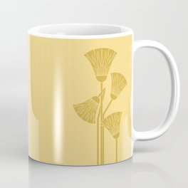 Ancient Egyptian lotus - Two colors Coffee Mug