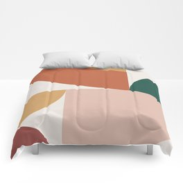 Abstract Geometric 13 Comforters
