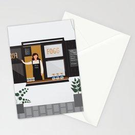 Fix and Fogg, Peanut Butter Window, Wellington, NZ Stationery Cards