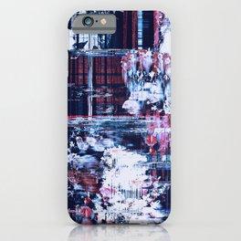 Glitch Distortion iPhone Case