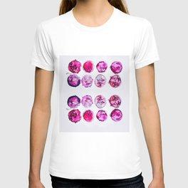 Watercolor bubbles T-shirt
