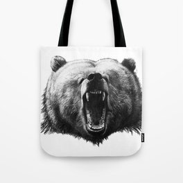 Bear HOBO Tote Bag