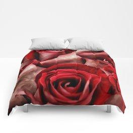 Velvet Roses Comforters