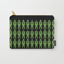 Multiplicity Carry-All Pouch