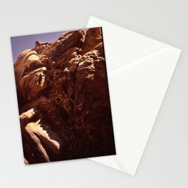 California Rocks At Point Lobos, South Of Monterey NARA 543421 Stationery Cards