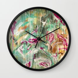 WEST INDIES Wall Clock