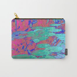 Lily Pool Carry-All Pouch