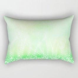 Magical Spring. Rectangular Pillow