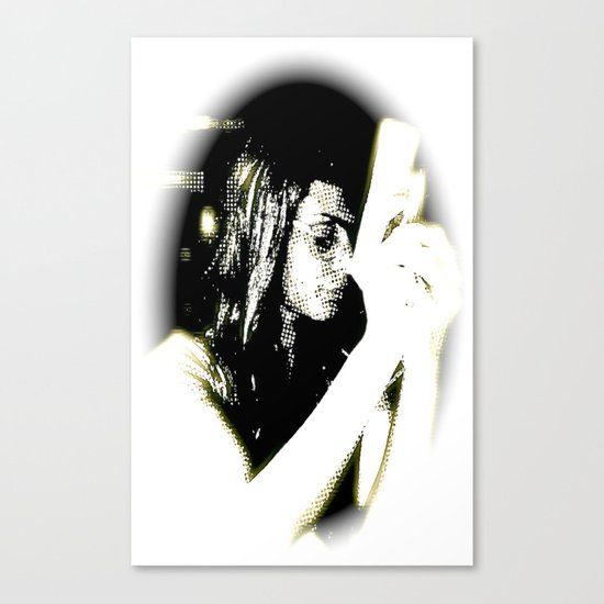 9mm Canvas Print