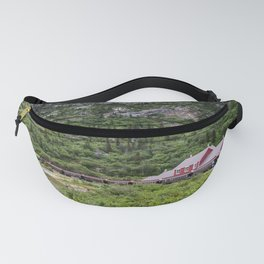 Railroad to the Yukon Fanny Pack