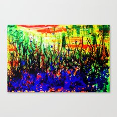 Intangible Forest Canvas Print