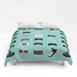Console Evolution Comforters
