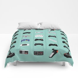 Console Evolution Comforters