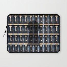 Vintage Keys  Laptop Sleeve