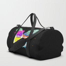 Grunge butterfly Duffle Bag