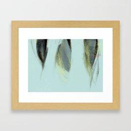 Morceaux/Pieces 9 Framed Art Print