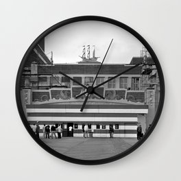 Convention Hall - Asbury Park  Wall Clock