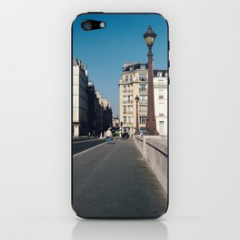 Perfect Day in Paris - Ile Saint Louis iPhone Skin