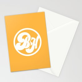 BH Circle Stationery Cards
