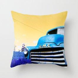 Desert Sculpture 2 Throw Pillow