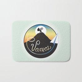 Vamos (Let's go) - Cycling Bath Mat