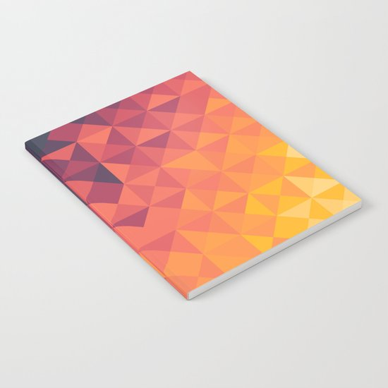 Infinity Twilight Notebook