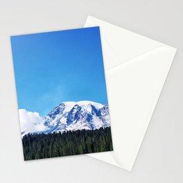 Mount Rainier, Washington Stationery Cards