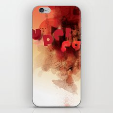 freud's superego iPhone & iPod Skin