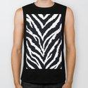 Zebra fur texture by innapoka