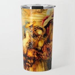 "Gustave Moreau ""La chute de phaéton (The Fall of Phaeton)"" Travel Mug"