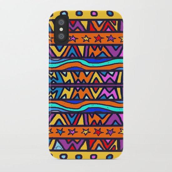 Jubilant iPhone Case