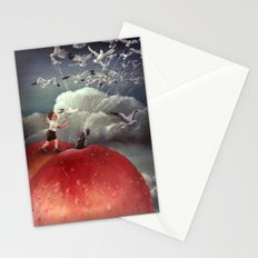 Climbing towards the heavens - From James and the Giant Peach - By Roland Dahl Stationery Cards