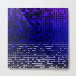 CubistNation 11 Metal Print