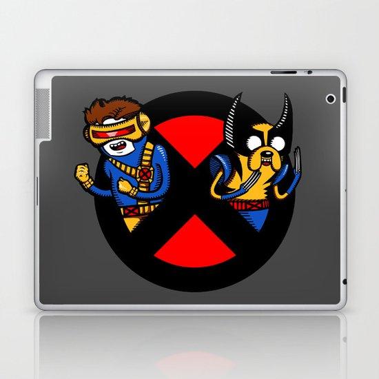 Mutant Time Laptop & iPad Skin