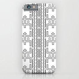 Africanprint Motifs from Mali iPhone Case