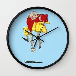 The Airbender Wall Clock