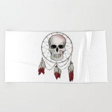 Skullcatcher Beach Towel