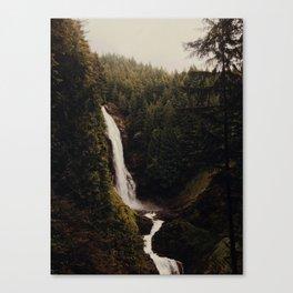verdant falls Canvas Print