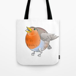 Big Bird Bertha Tote Bag