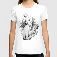 burlesque T-shirts featuring Burlesque by Zema