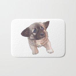 Little Puppy Bath Mat