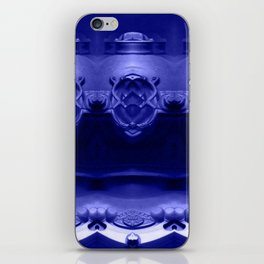 The future was already here! Ultraviolet iPhone Skin