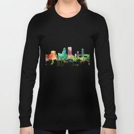 Jacksonville, Florida skyline SP Long Sleeve T-shirt
