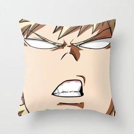 Bakugo ! Throw Pillow