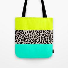 Leopard National Flag XI Tote Bag
