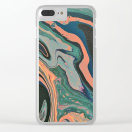 Ayahuasca Clear iPhone Case
